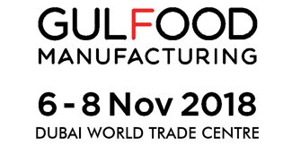 GULFOOD MANUFACTURING, Dubai, UAE dal 6 al 8 November 2018