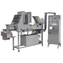 DOUBLE STRETCHING ARMS COOKING STRETCHING & MOULDING MACHINE MOD. COMPACT 500/2T